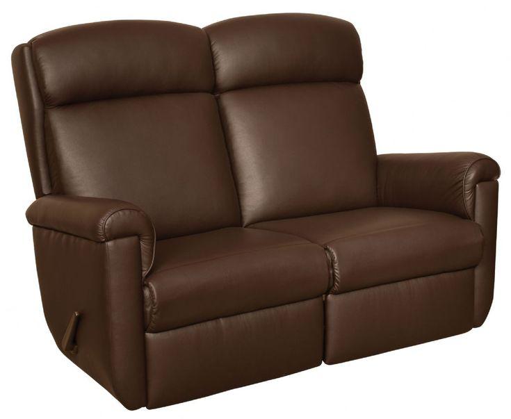 small reclining loveseat | Harrison Wall Hugger Loveseat Recliner