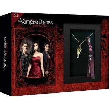 The Vampire Diaries - Seizoen 1 t/m 4 (Blu-ray) #TheVampireDiaries #dvd  #bluray