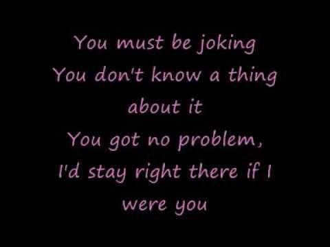 Wouldn't It Be Good - Nik Kershaw lyrics - YouTube