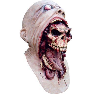 Najstraszniejsze maski na Halloween