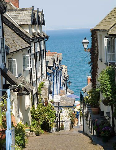 yup!  i adore Clovelly, Devon, UK not to be missed if you are ever in Devon, just stunning!