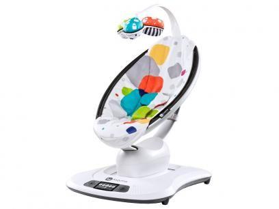Cadeira de Balanço MamaRoo 3.0 - Musical com Vibrações Calmantes e Móbile - 4moms com as melhores condições você encontra no Magazine Erikalozzi. Confira! R$ 2.299,00