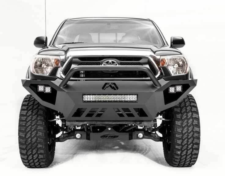 Cool Toyota 2017: Fab Fours TT12-D1652-1 Vengeance Front Bumper with Pre-Runner Toyota Tacoma 2012...  My Tacoma ideas Check more at http://carsboard.pro/2017/2017/01/15/toyota-2017-fab-fours-tt12-d1652-1-vengeance-front-bumper-with-pre-runner-toyota-tacoma-2012-my-tacoma-ideas/