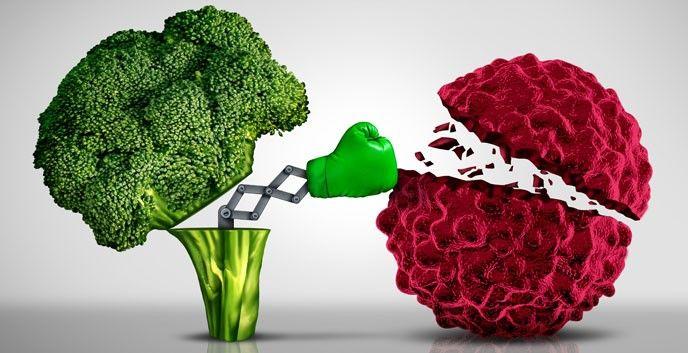 Os 10 Alimentos que Combatem o Câncer