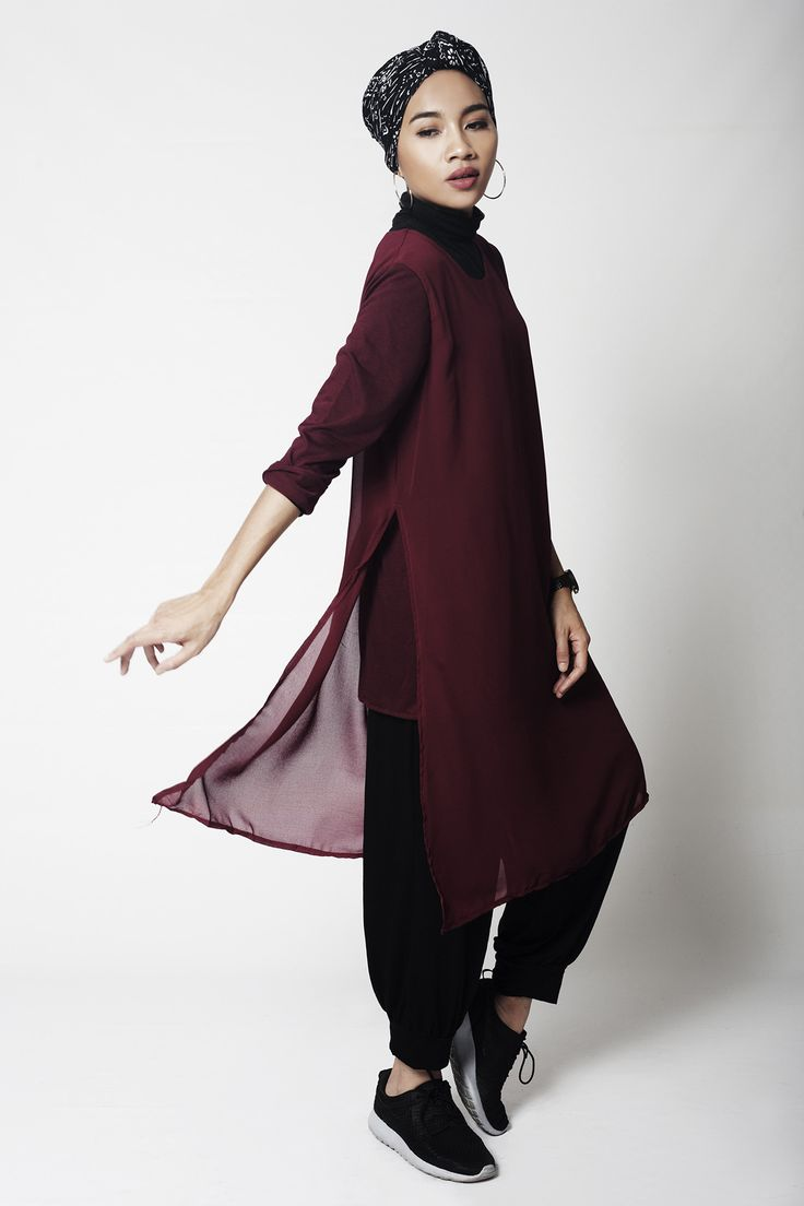 15 best Yuna images on Pinterest | Hijab styles Yuna zarai and Muslim fashion