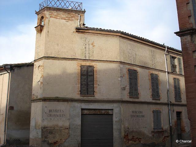 Les murs peints s'affichent: Collection Midi-Pyrénéenne, opus 2 : Buzet-sur-Tarn (31)