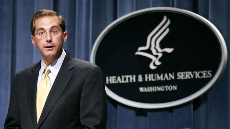 Trump taps Alex Azar fmr. Eli Lilly exec. as new HHS chief: Who is he?