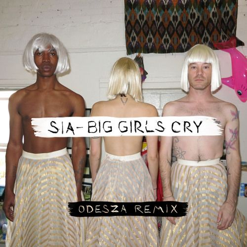 "ODESZA's remix of Sia's ""Big Girls Cry"" from her album '1000 Forms of Fear'.  siamusic.net odesza.com  @SiaMusic  Download our official app here: http://ODESZA.co/app"