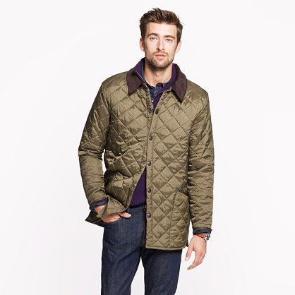 Barbour® Liddesdale jacket - J.Crew in good company - Men's outerwear - J.Crew
