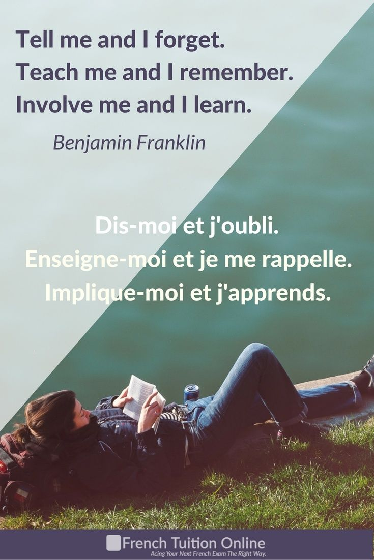 Famous French Quotes With English Translation: 17 Best Quotes In French On Pinterest