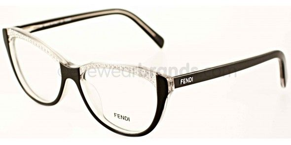 7b15d3aa6a Fendi F 1003R Fendi F1003R 001 Black New In   View The Latest Fendi Glasses  Collection Online from EyewearBrands