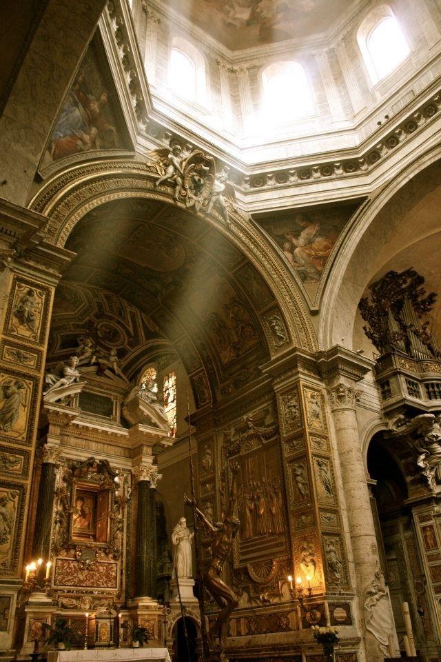Santa Maria del Popolo, Italy