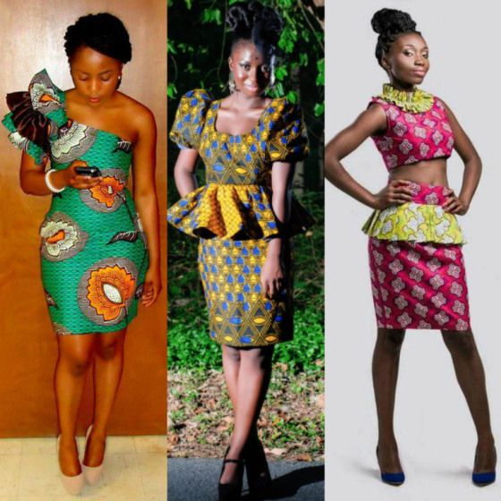 31 best fashion images on pinterest african style for African traditional wedding dress styles