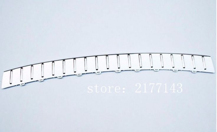 67.93$  Watch here - http://alidsy.shopchina.info/1/go.php?t=32810321510 -  car styling ABS Rear Bumper Protector Sill Trunk Tread Plate Trim for Vw Touareg 2011 2012 2013 2014 2015  #magazineonlinewebsite