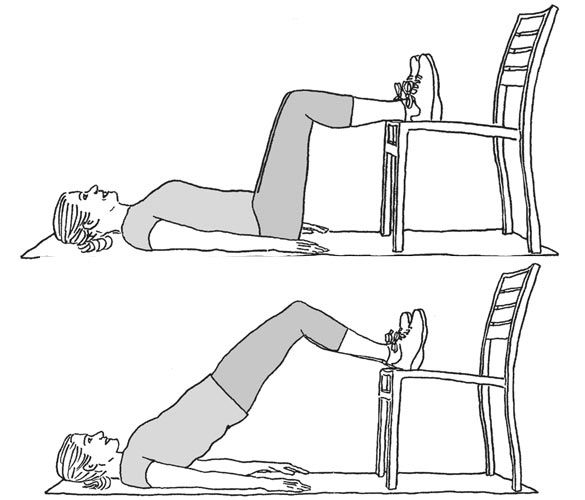Try these butt exercises for a poppin' booty and a strong body!