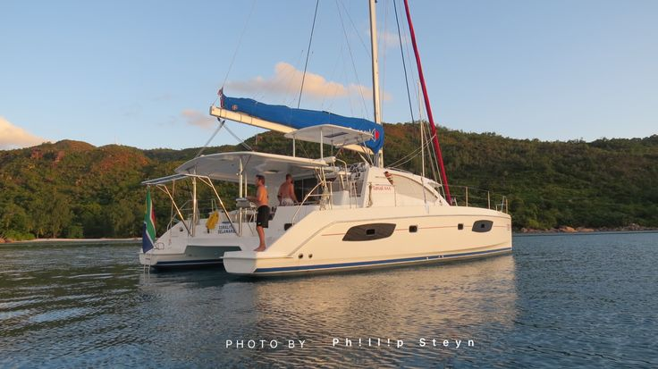 Ticking the bucket list with Sunsail Seychelles.