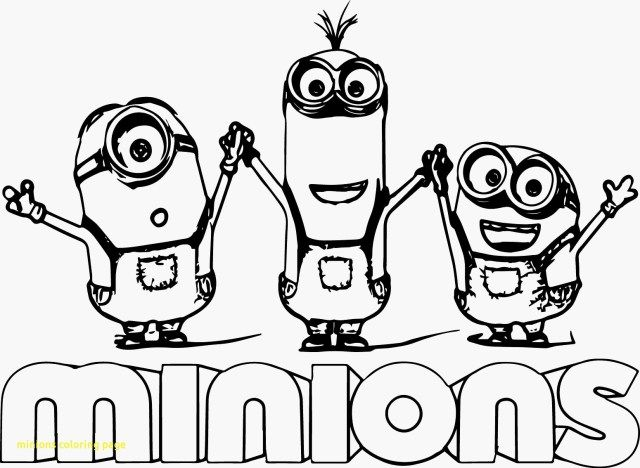 27 Great Image Of Minion Printable Coloring Pages Free