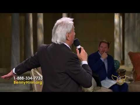 Benny Hinn LIVE Teaching and Healing Service, June 18, 2018