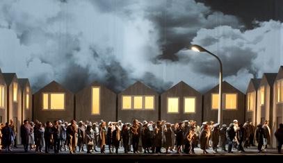 Macbeth, la ópera de Verdi, en el Teatro Real. Madrid