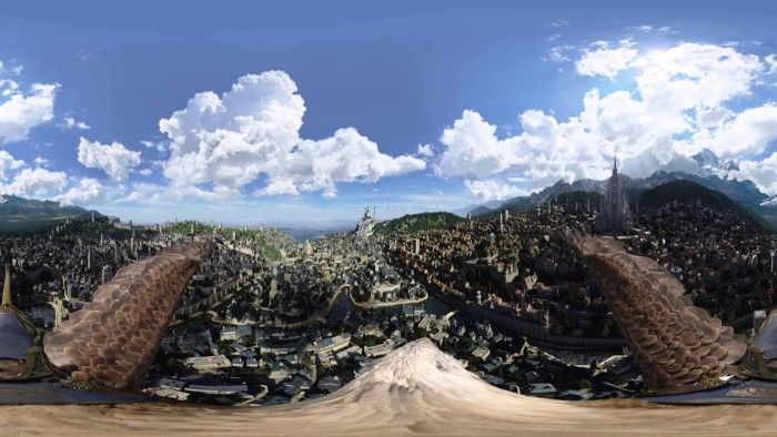 Warcraft Movie Trailer: Terbang ke Stormwind dengan Video 360 Derajat