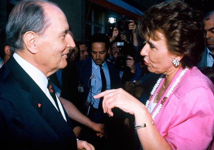 Edith Cresson, la seule femme Premier ministre / François Mitterrand et les femmes, entre séduction et politique