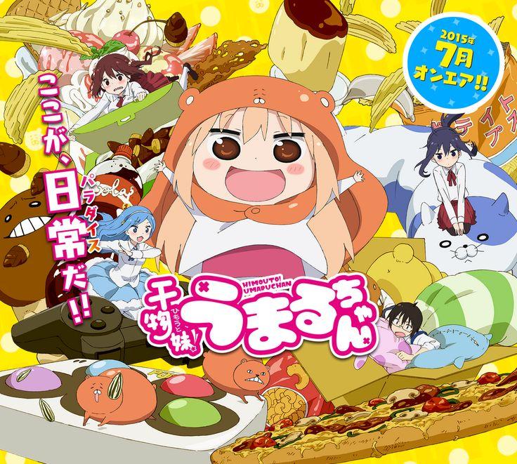 256.png (985×885) Himouto umaru chan, Anime, Chan