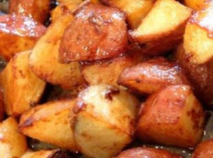 Honey Roasted Red Potatoes | Recipe | Honey, Potatoes and Red