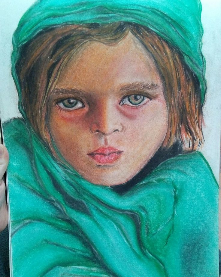 Some more powder pastel work of mine. Time challenge, 30 mins ! :)