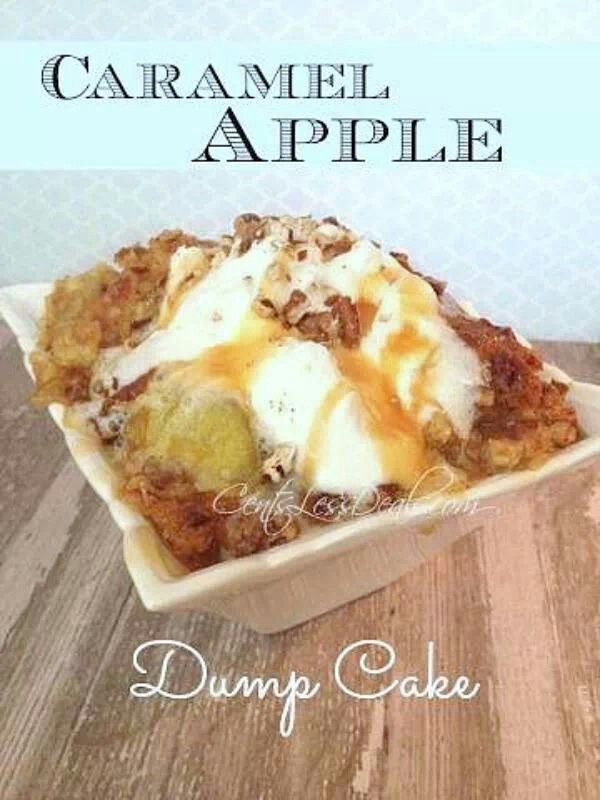17 Best Images About Dumpcake Recipes On Pinterest Cherries 4 Ingredients And Strawberry Pie