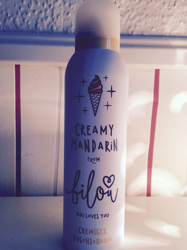 Bibis neue duschschäume creamy Mandarin ❤️