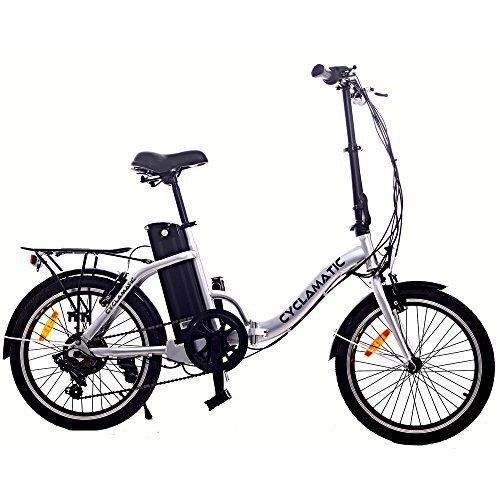 Easy Folding - Ideal for travelling holidays and those with minimal storage space Incredible performance - Fitted with a 250w motor the foldable bike will easily assist you to travel at the 15mph road speed limit. Safe to ride in the rain Choice of operational modes - You have the choice of how much work you want to do. Use the bike as a bike with no electric assist at all, choose a partial electric assist mode to amplify your own efforts Continue reading →