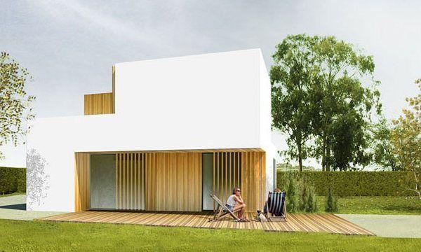 Casas prefabricadas en espa a de modo architecture serie - Casas prefabricadas ecologicas ...