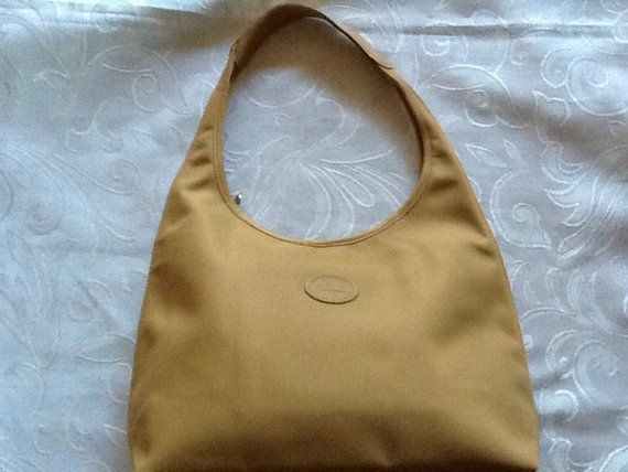 4841caded59 BRAND NEW Authentic Vintage 1990's Longchamp Nylon shopping Tote, in ...