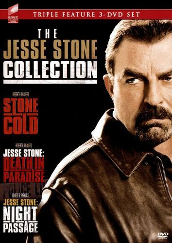 The Jesse Stone Collection: Stone Cold/Jesse Stone: Death in Paradise/Jesse Stone: Night Passage [DVD]