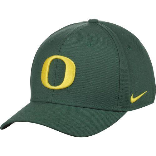Oregon Ducks Nike Swoosh Performance Flex Hat - Green