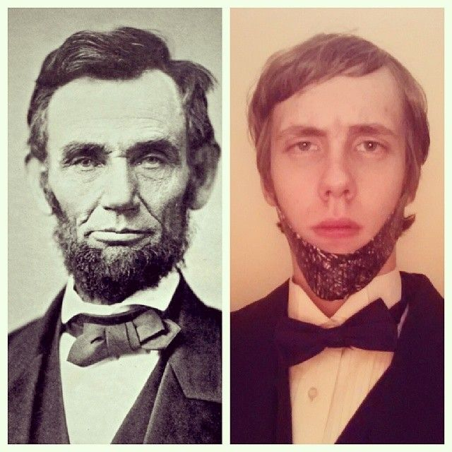High School Student's Selfies Imitate All 44 US Presidents - My Modern ...