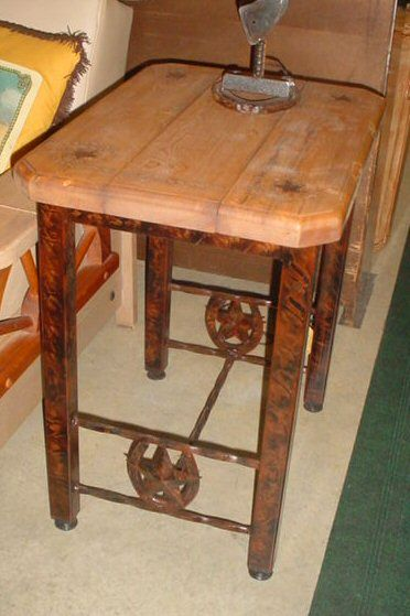 Rustic Texas Star Decor | Texas True: Western Furniture U0026 Decor, Rustic Log  Furniture