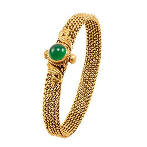 Buy Joyalukkas Apoorva Collection 22k Oxidized Gold Bangle Online at Low Prices in India | Amazon Jewellery Store - Amazon.in