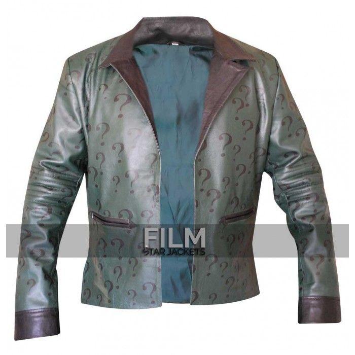 Batman Arkham City Edward Nigma Jacket