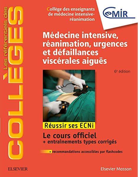 Réanimation et médecine d'urgence - François Philippart