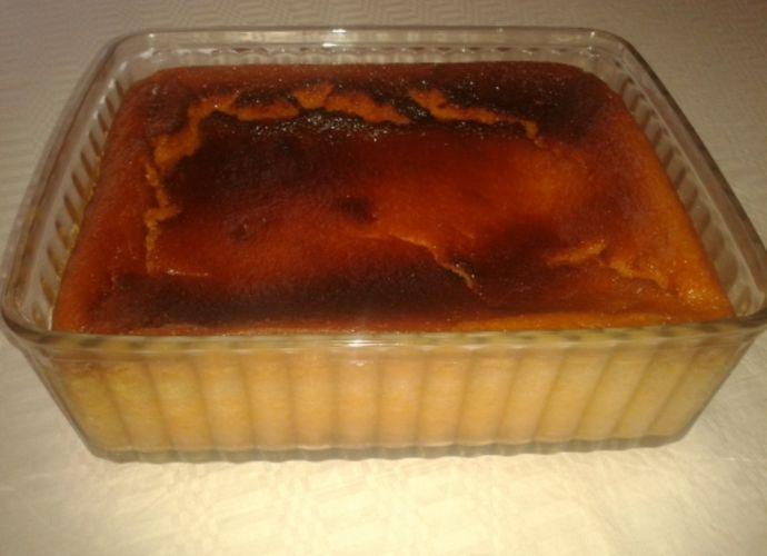 Pudin de calabaza para #Mycook http://www.mycook.es/receta/pudin-de-calabaza