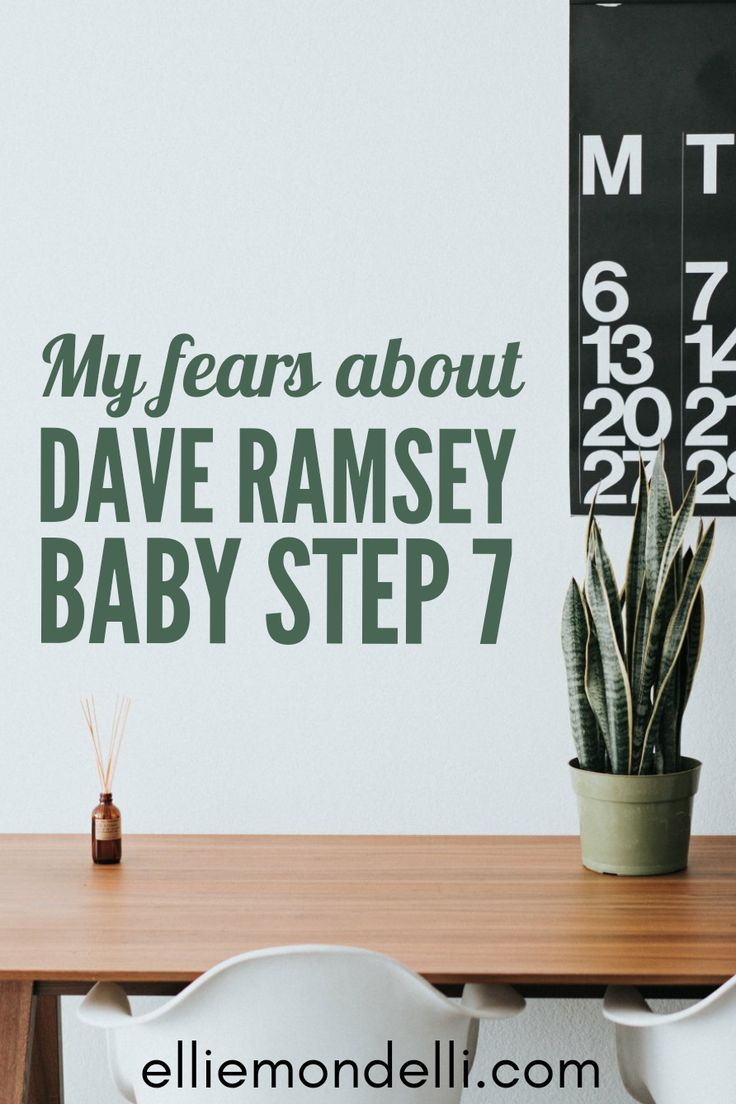 "As motivated as I am nearing the ""graduation"" of Dave Ramsey's baby steps, I fear that the morning after our last mortgage payment is made, I'm going to wake up and say, &#8…"