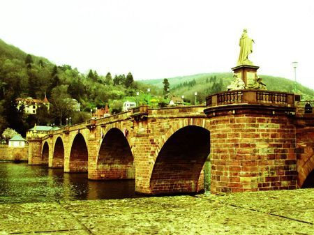 The Old Bridge Photo by Lisa O'Sullivan -- National Geographic Your Shot