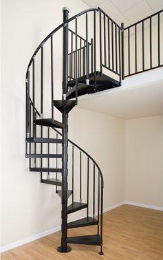 Spiral Stair Warehouse