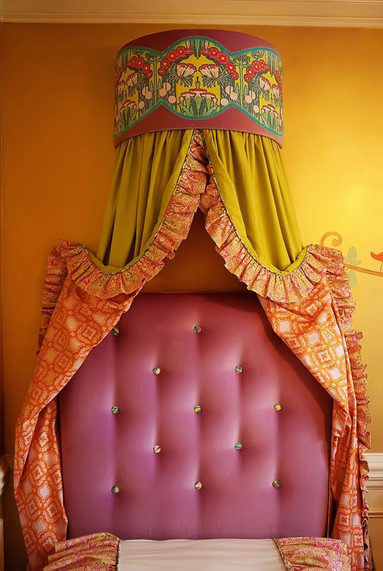 Tufted Twin Upholstered Headboard