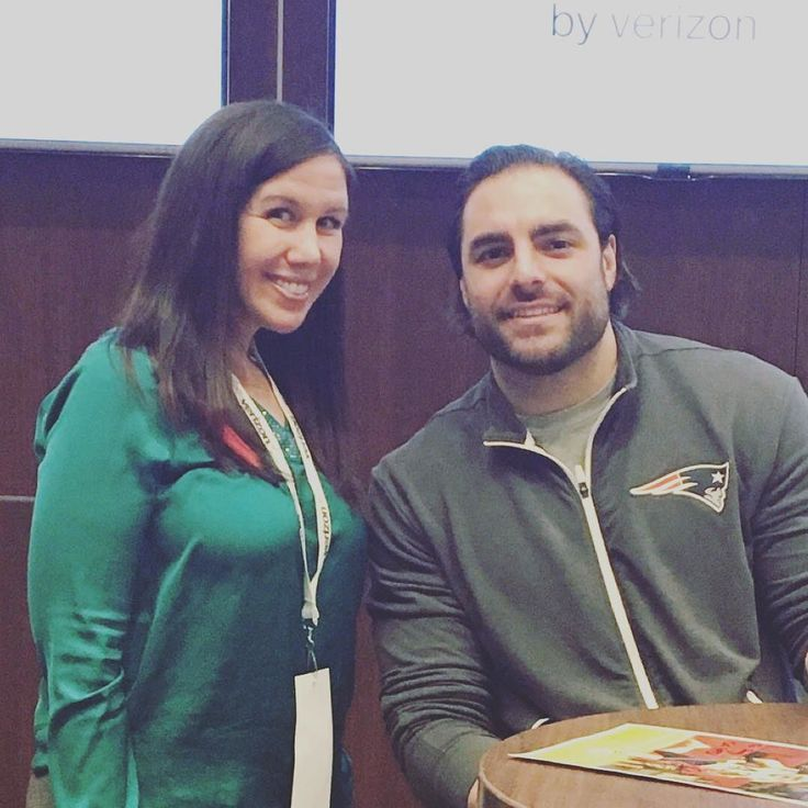 Last night I got to hear Nate Ebner speak. He plays for the Patriots. He talked about mental strength perseverance and team work. All of these things really hit home for me they got me through my accident.  Nate was a walk-on at Ohio State when people told him maybe he should 'just got to a division 3 school so he could play' he decided that wasn't good enough. Then he was a 6th round draft pick (I know another decent player that was a 6th round pick ) and I would say with two Super Bowl…