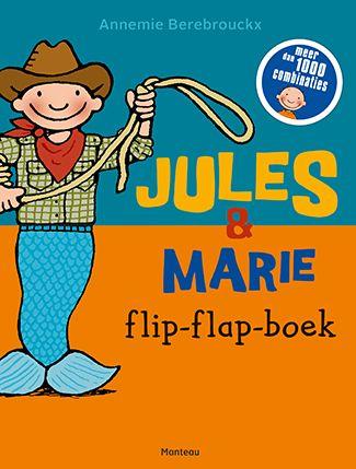 Jules & Marie flip-flap-boek