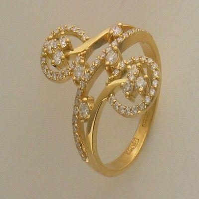 женские украшения из золота - mimege.ru
