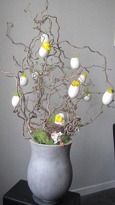 Paas tak  www.decoratietakken.nl