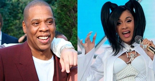 Jay-Z Cared CardiB's Baby During Beyonce Performs At Coachella  Link; www.festivalslife.com  #jayz #CardiB #coachella #beyonce #musicfestival #festival2018 #coachellafestival #coachella2018